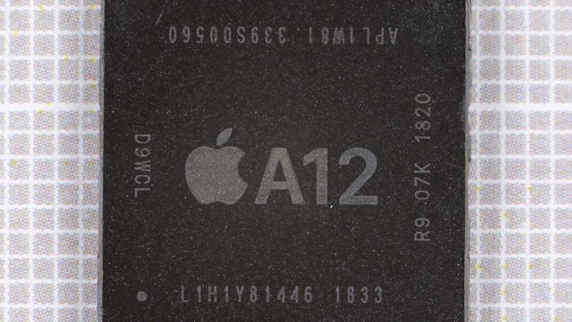 Apples aktueller A12 Bionic