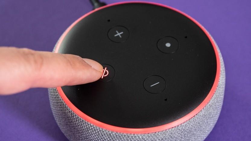 Amazons aktueller Echo Dot