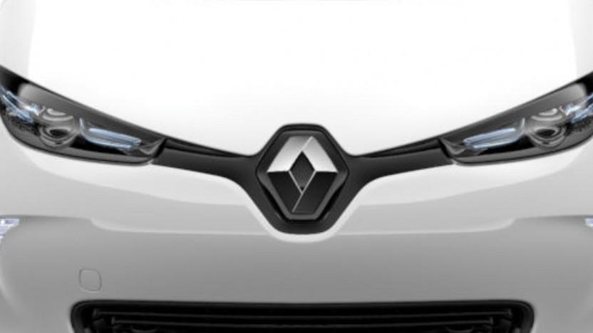 Der Renault Zoe soll überarbeitet werden.