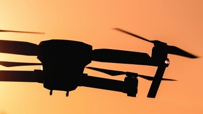 Drohnen dürfen nicht in der Nähe von Flughäfen fliegen.