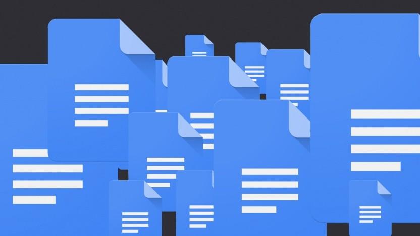Mit der Docs API lassen sich schnell viele Dokumente erstellen.