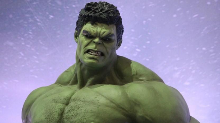Wut ist nicht immer so leicht zu erkennen wie beim unglaublichen Hulk.