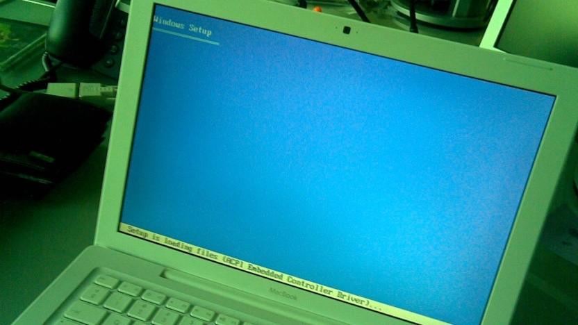 Eine Windows-Schadsoftware auf dem Mac?