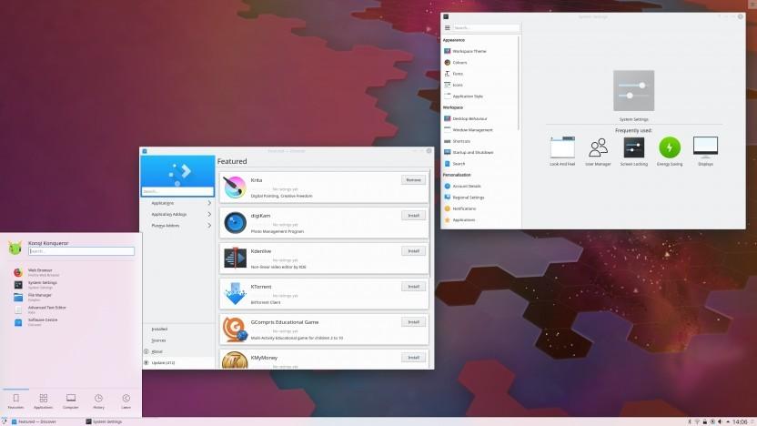 KDE Plasma 5.15 ist erschienen.