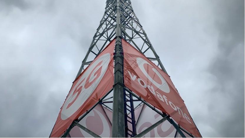 5G von Vodafone