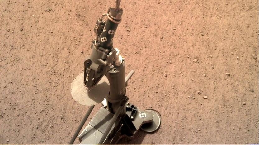 Insight setzt HP3 aus: Ist der Kern des Mars noch flüssig?