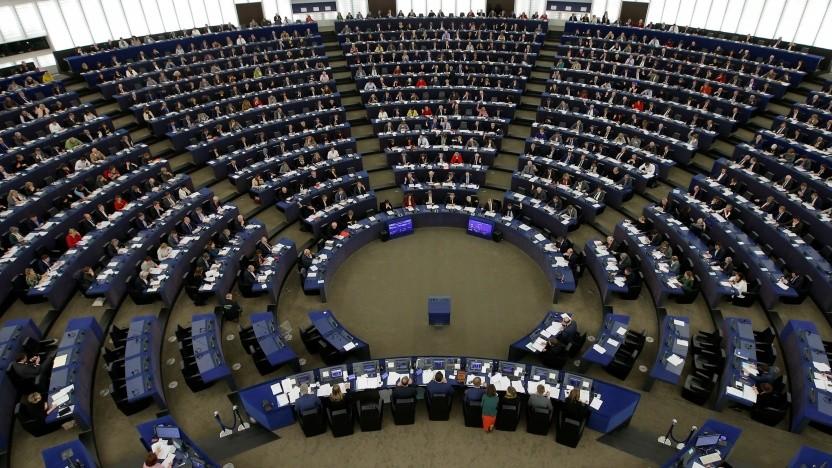 Das Europaparlament könnte bei der Urheberrechtsreform noch die Notbremse ziehen.