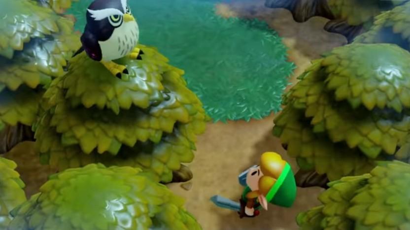 Artwork von The Legend of Zelda: Link's Awakening