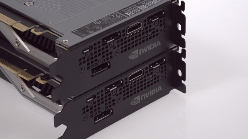 Die neuen Turing-Karten von Nvidia haben einen USB-C-Anschluss.
