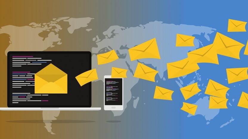 E-Mails sollten möglichst nicht mit offenem Verteiler verschickt werden.