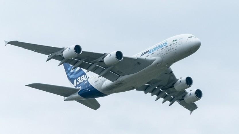 Airbus A380: Bestellungen storniert