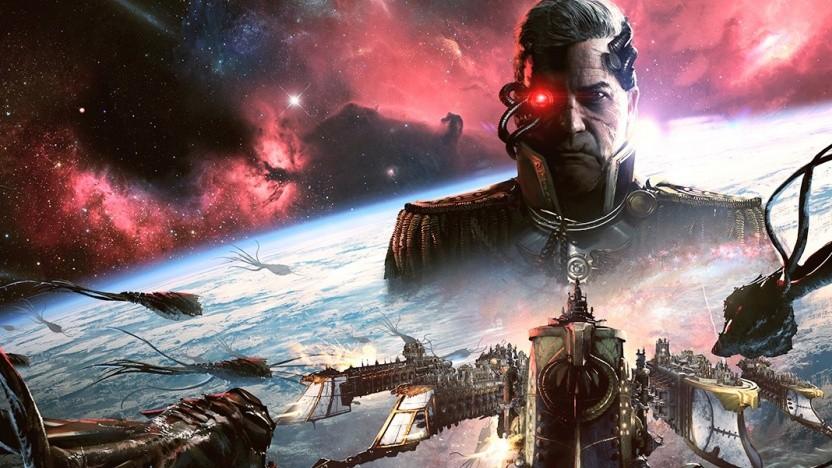 Artwork von Battlefleet Gothic Armada 2