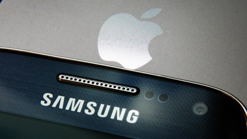 Apple und Samsung verkaufen weniger Smartphones in Europa.