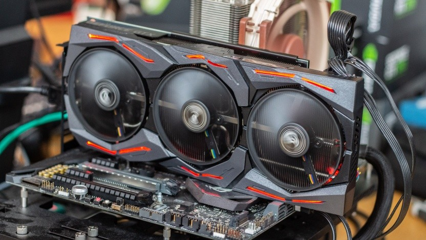 Test-Video der Geforce GTX 1660 Ti