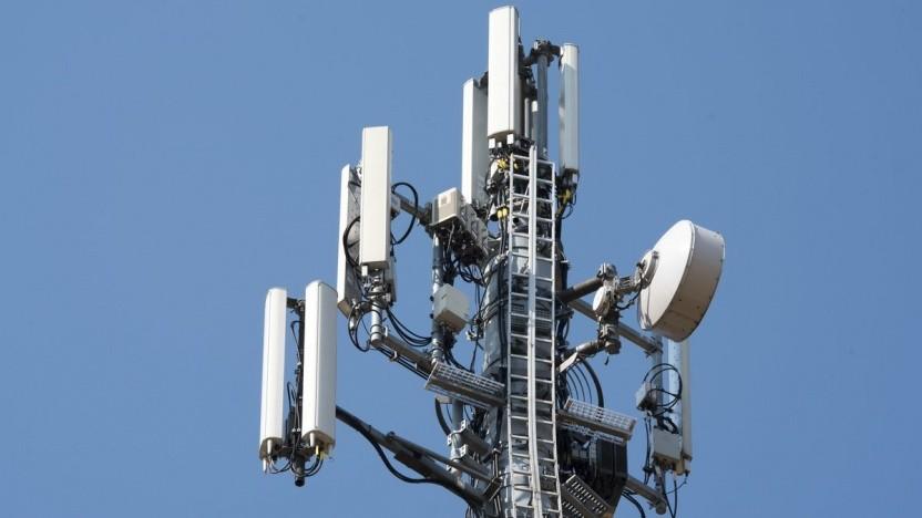 LTE-Netz der Deutschen Telekom