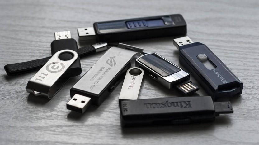 Auf einem USB-Stick wurden die Daten anderer Kunden weitergegeben.