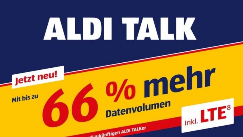 Aldi Talk speichert die ersten vier Zeichen der Passwörter ungehasht ab.