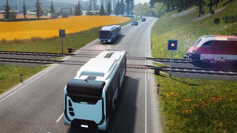 Artwork des Bus Simulator