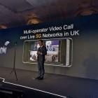 Großbritannien: Huawei zeigt 5G-Videoanruf zwischen drei Netzen