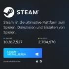 Valve: Steam verabschiedet sich von Spielfilmen