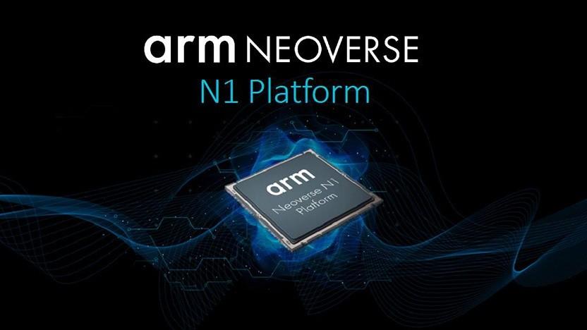 Neoverse N1 ist für Cloud-Server gedacht.