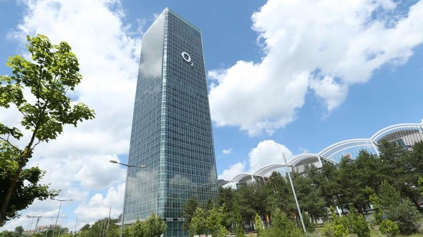 Der Sitz des Unternehmens in München
