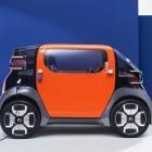 Citroën Ami One: Elektrokreuzung zwischen Mofa und Auto