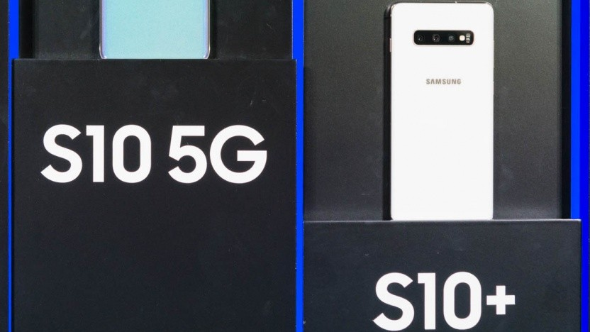 Das Galaxy S10 5G