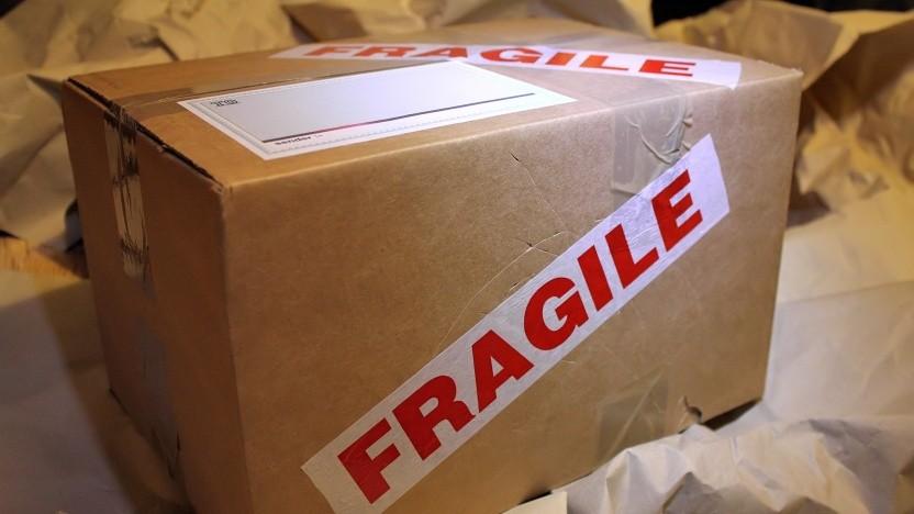 Vorsicht ist beim Entpacken von ACE-Dateien geboten.