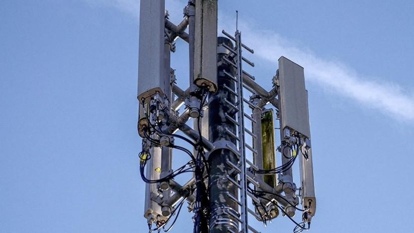 Mobilfunkantenne der Telekom