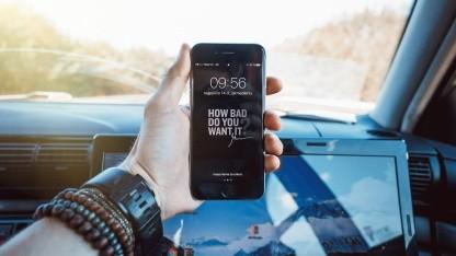 Kommt doch ein Auto von Apple?