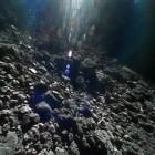 Hayabusa-2: Erste erfolgreiche Probennahme auf Asteroiden Ryugu