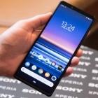 Sony Xperia 1 im Hands on: Smartphone im schlanken 21:9-Format hat eine Triple-Kamera