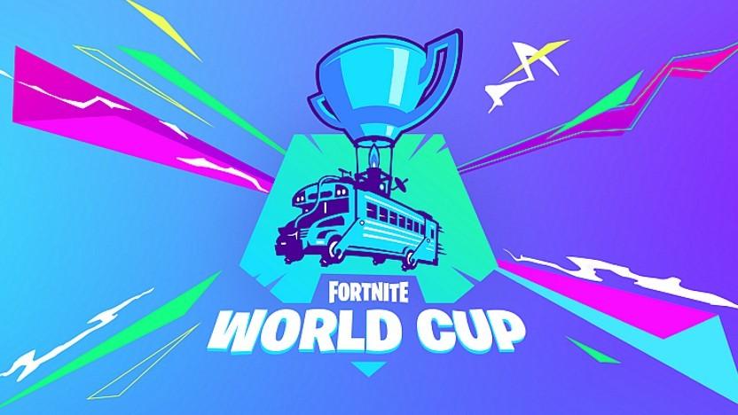 Artwork des Fortnite World Cup 2019