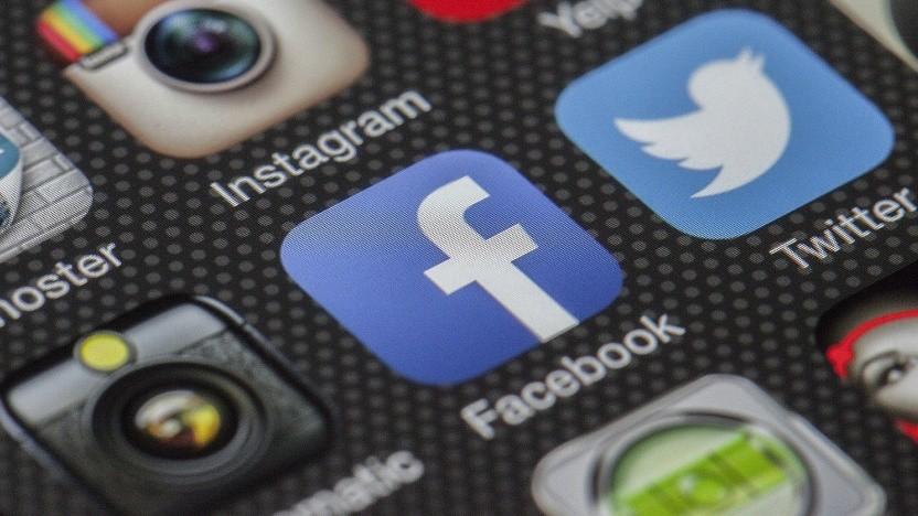 Gesundsheitsdaten gehen an Facebook.