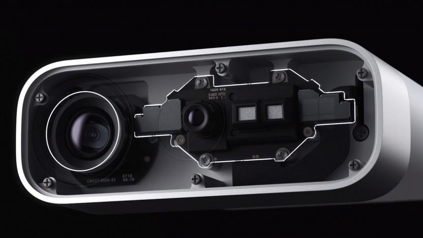 Azuire Kinect nutzt die Technik der ursrpünglichen Xbox-Hardware.