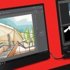 Thinkvision M14: Portabler USB-C-Monitor mit Power Delivery