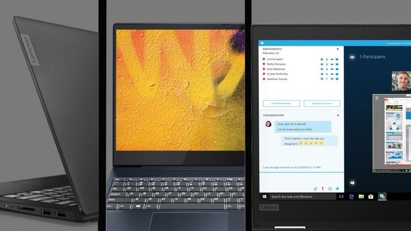 Lenovo stellt viele neue Thinkpad-Modelle vor.