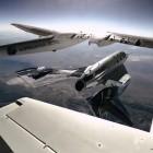 Virgin Galactic: VSS Unity fliegt erstmals mit Passagierin an Bord