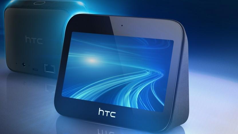 HTCs 5G Hub bietet ein kleines 5-Zoll-Display.