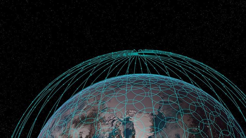 OneWeb: Erste Satelliten für weltweites Internet ins All gestartet