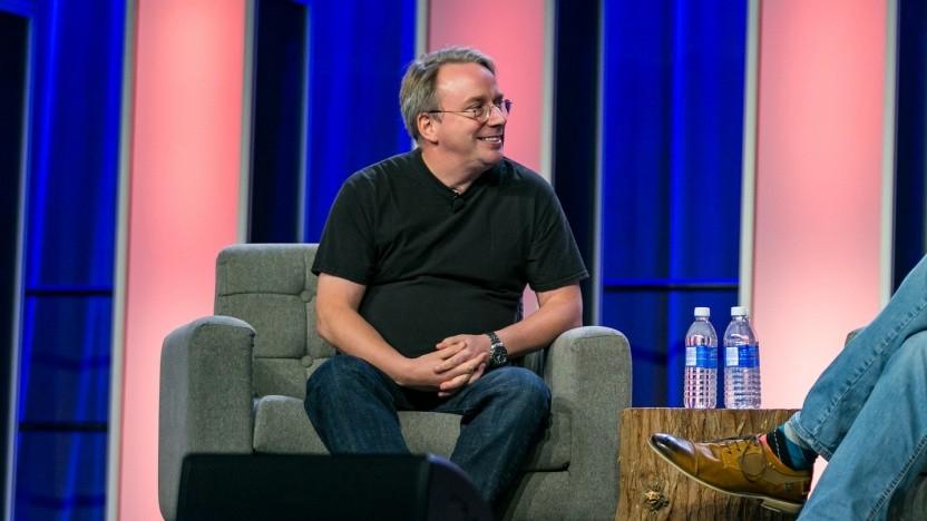 Linus Torvalds ist für seine meinungsstarken Analysen bekannt.