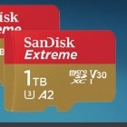 Flash-Speicher: Sandisk baut 1-TByte-MicroSD-Karten