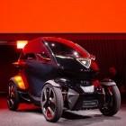 Seat Minimó: Zweisitzer mit Akkuwechselsystem für die Stadt