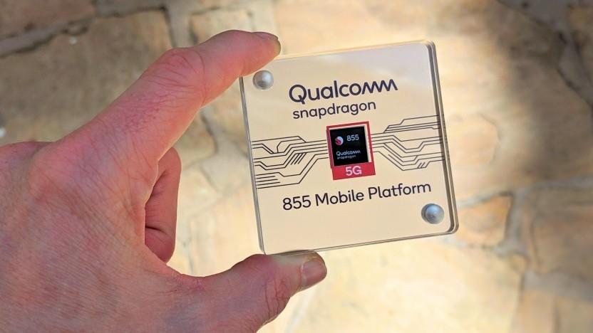 Der aktuelle Snapdragon 855 braucht noch ein externes 5G-Modem.