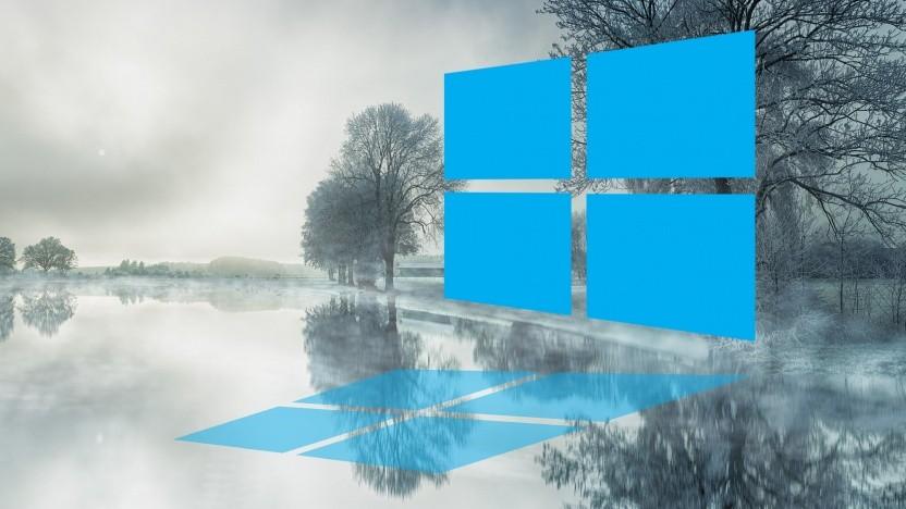 Zwei fast gleiche Windows-Versionen sind nur unterschiedlich lizenziert.