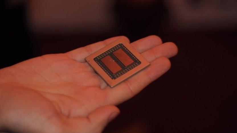 Epyc 3000 mit 16 Kernen