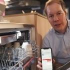 Otto Ready und Home Connect: Otto-App zählt Spülmitteltabs des Geschirrspülers