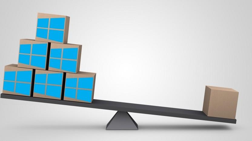 Windows 10 Lite ist eine eingeschränkte Version von Windows 10.