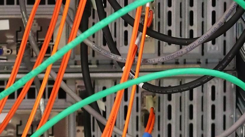 Qnap bietet eine neue Netzwerkkarte an. (Symbolbild)